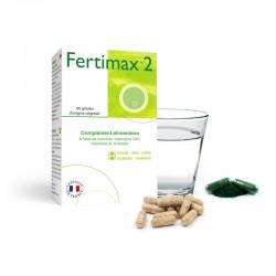 Boite Fertimax 2 pour la qualité des spermatozoïdes